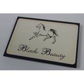 Stalbordje Black Beauty