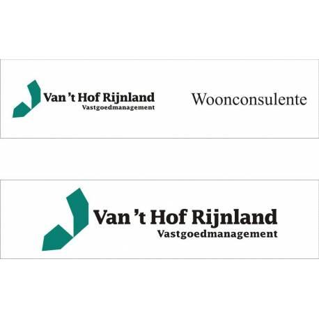 buro standaard V Model van 't Hof