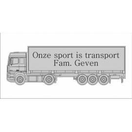 naambord truck Daf3