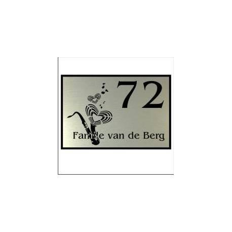 RVS look Naambordje Muziek fo 271