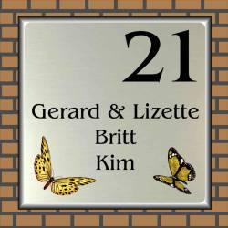Naambordje vlinders 22