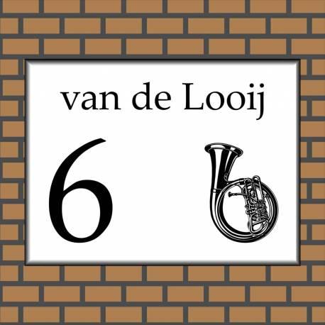 Naambord instrument 1